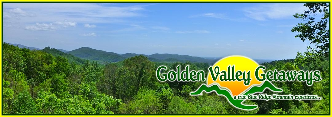Golden Valley Getaways in the Blue Ridge Mountains