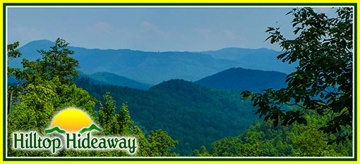 North Carolina Mountain Hilltop Hideway on Yellowtop Mountain